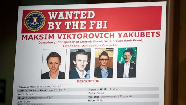 Russian nationals indicted by DOJ in alleged massive hacking and bank fraud scheme