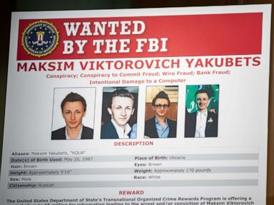 Russian nationals indicted in alleged massive hacking and bank fraud scheme