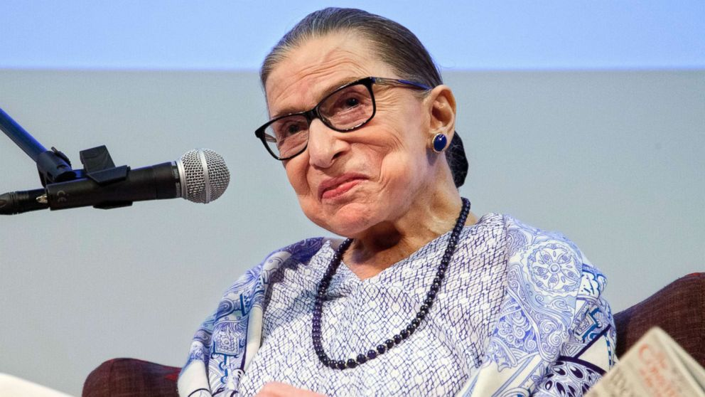 Justice Ruth Bader Ginsburg returns to Supreme Court for 1st time since December thumbnail