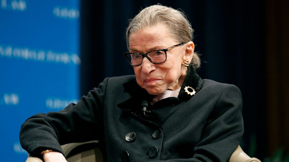 Supreme Court Justice Ruth Bader Ginsburg Misses Oral Arguments Due To Stomach Bug Abc News