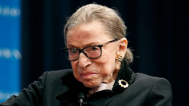 Supreme Court Justice Ruth Bader Ginsburg misses oral arguments due to stomach bug
