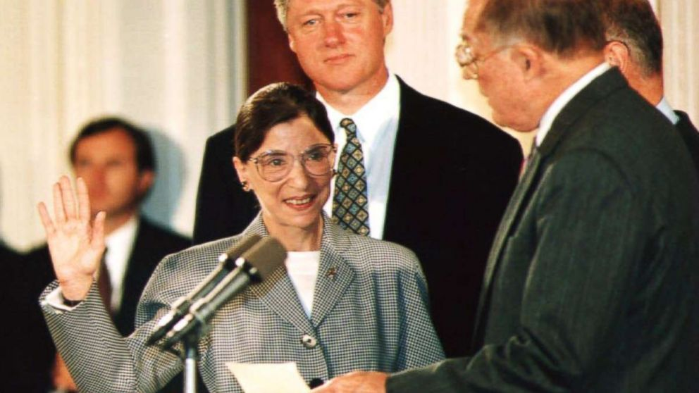 5 things to know about the 'Notorious RBG' in honor of her 25th year on the Supreme  Court - ABC News