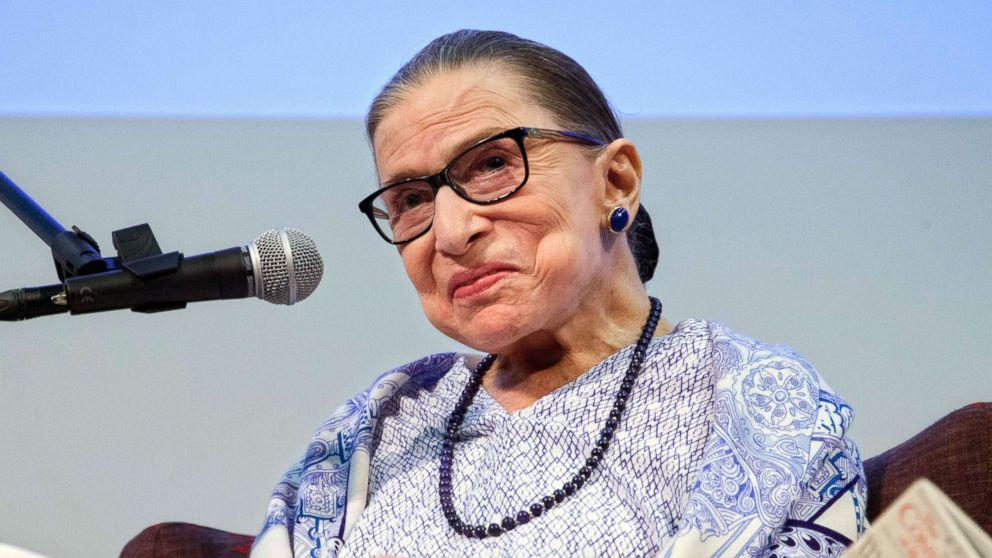 Ruth Bader Ginsburg plans to stay on the Supreme Court for another five years