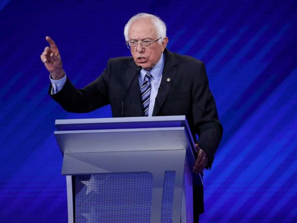 Staffer who allegedly posted vulgar tweets no longer with Sanders' campaign