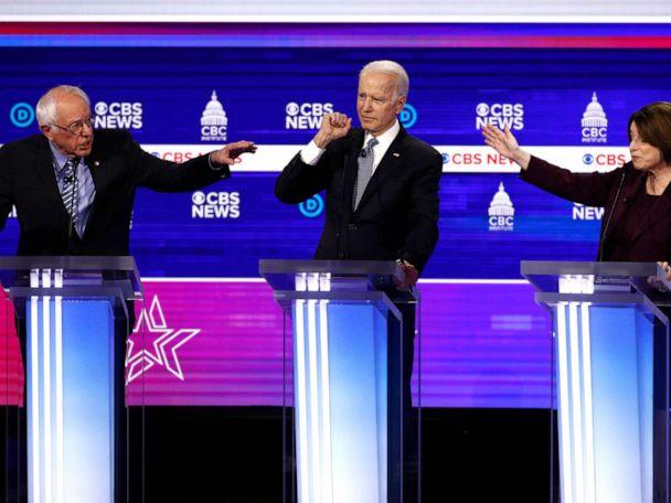 5 key takeaways from the South Carolina Democratic debate