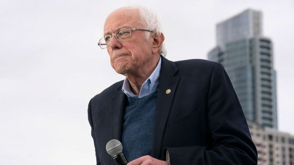 Bernie Sanders slammed by pro-Israel group for boycotting their conference