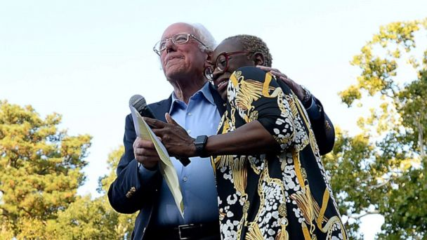 Political surrogate Nina Turner says heart attack won't stop Bernie Sanders from resuming campaign