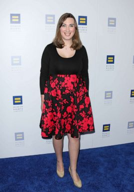 PHOTO: In this file photo, Sarah McBride attends the Human Rights Campaigns 2018 Los Angeles Gala Dinner on March 10, 2018, in Los Angeles.