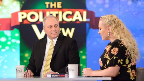 'I just started to pray': Rep. Steve Scalise recounts the congressional baseball shooting