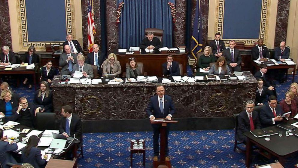 Trump impeachment trial live updates: Heated arguments ...