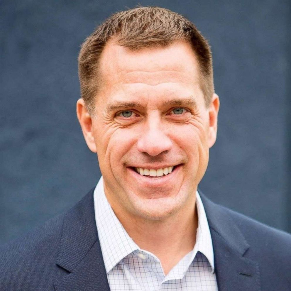 PHOTO: Grant Kier, candidate for US House in Montana.