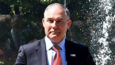 23382c7dc6 EPA chief Scott Pruitt defends Italy trip after increased scrutiny of  travel costs