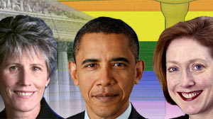 Virginia Linder, Kathleen Sullivan, Barack Obama, Scotus