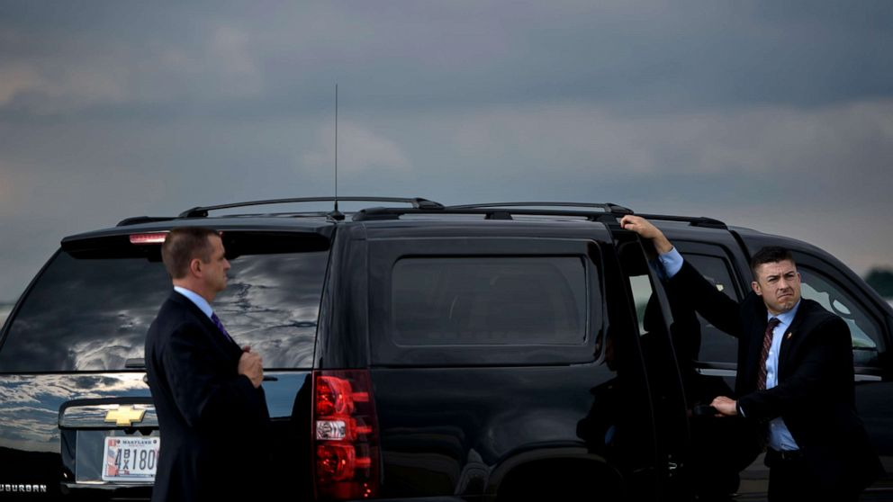 Which presidential candidate gets Secret Service protection comes down to a few factors: ANALYSIS