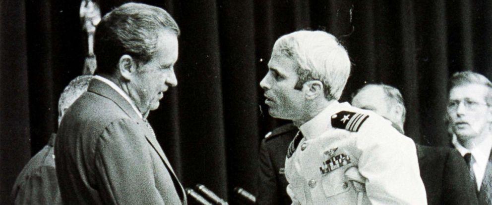 PHOTO: Senator John McCain through the years