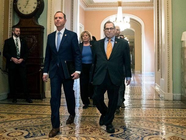 House impeachment managers file case brief against Trump ahead of Senate trial