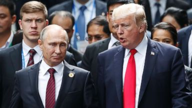Trump Offered To Host Putin In The White House For Summit Kremlin Aide Abc News