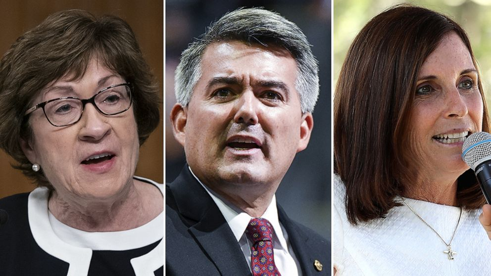 Key Senate races that could tilt the balance of power toward Democrats on Election Day