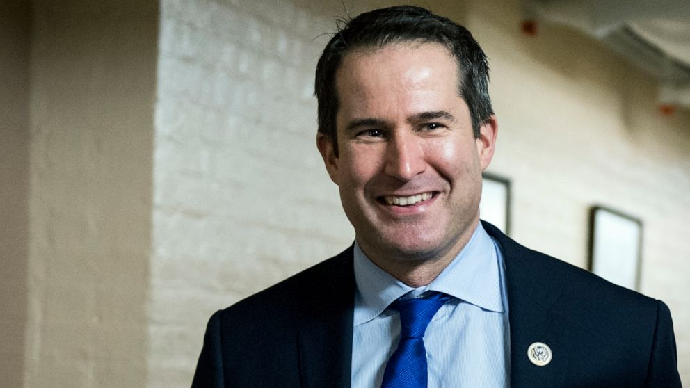 Who is Democratic presidential candidate Seth Moulton?