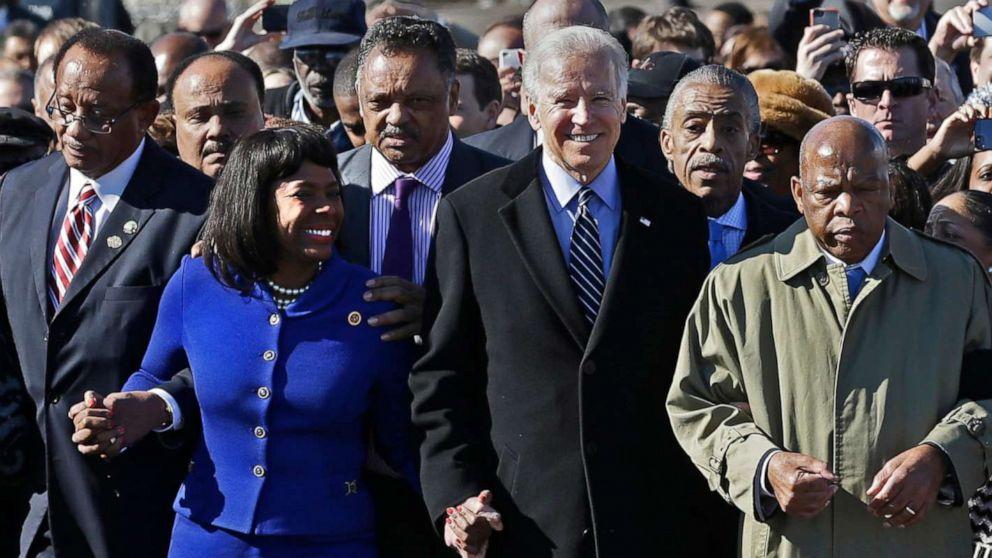 Biden nets endorsement from a key Alabama representative, the 11th Congressional Black Caucus member