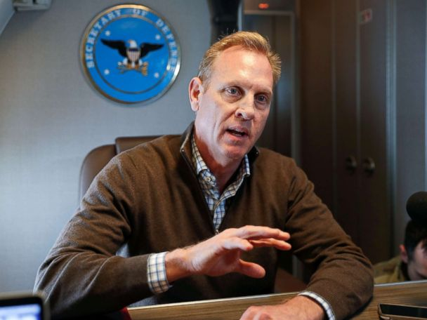 Pentagon watchdog clears acting defense secretary of favoring Boeing