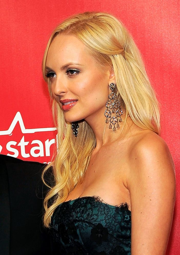 In this Feb. 10, 2012, file photo, Playboy bunny Shera Bechard arrives at the MusiCares Person of the Year gala in Los Angeles.