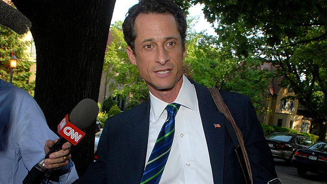 PHOTO: Congressman Anthony Weiner