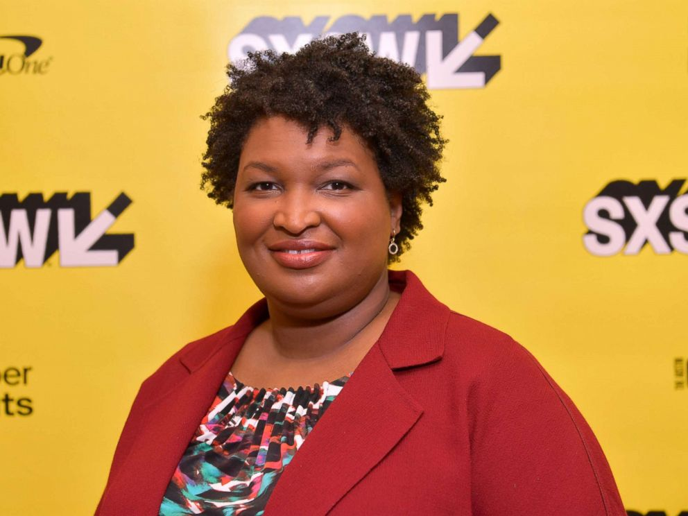 PHOTO: Stacey Abrams attends Featured Session: Lead from the Outside: How to Make Real Change during the 2019 SXSW Conference and Festivals at Hilton Austin, March 11, 2019, in Austin.