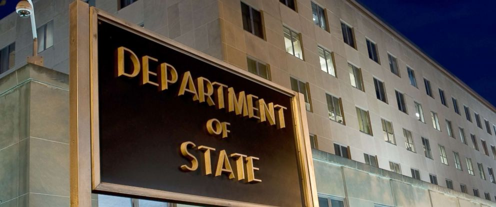 PHOTO: The US State Department is seen, Nov. 29, 2010, in Washington, D.C.