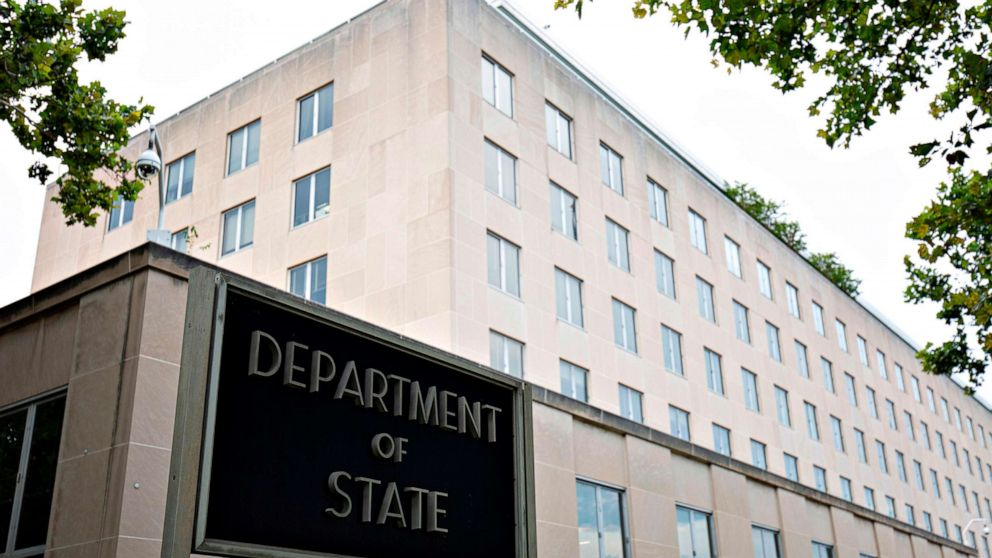 In another shake-up, State Dept.`s acting inspector general...