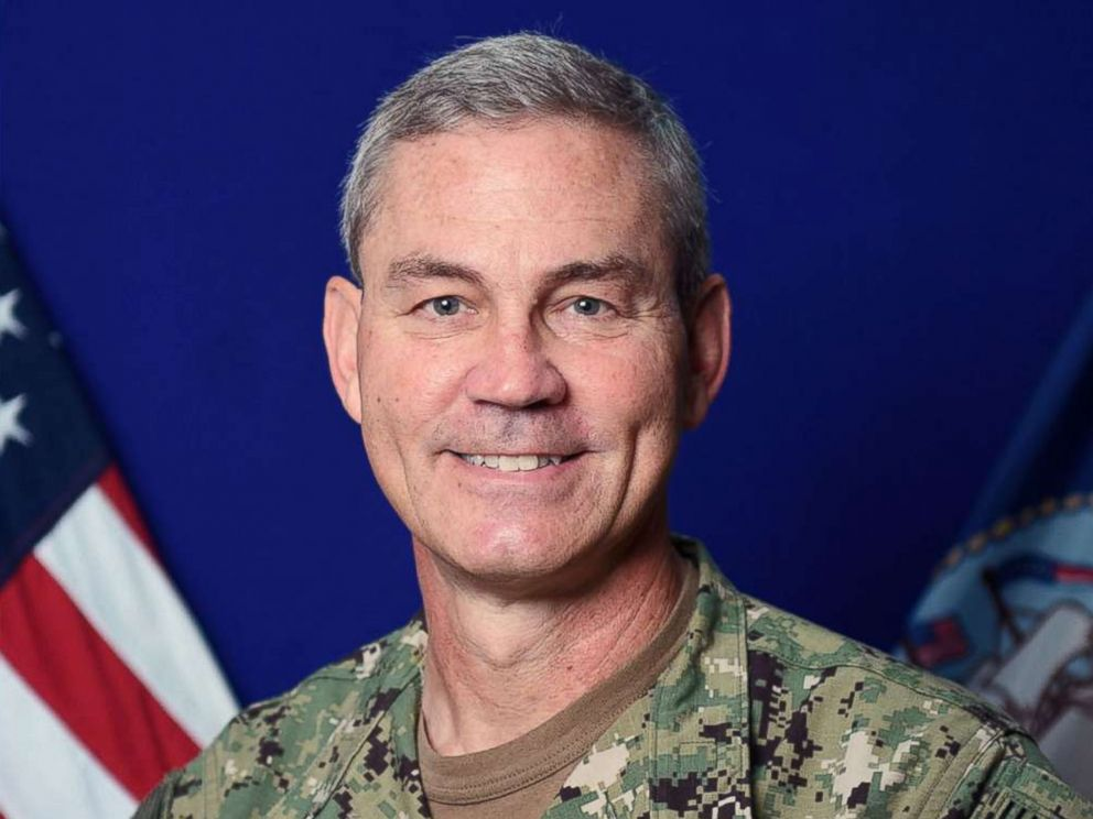 U.S. Navy vice admiral found dead in Bahrain home