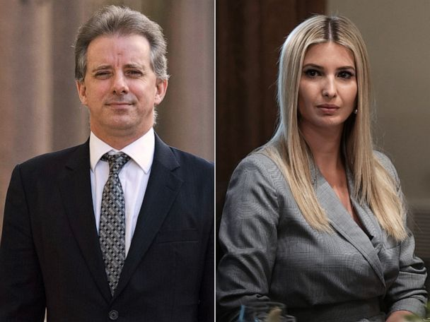 Ivanka Trump and controversial 'dossier' author Chris Steele have a backstory: Source