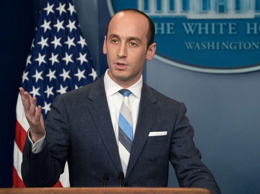 Fact Checking White House Adviser Stephen Miller S Controversial Immigration Claims Abc News