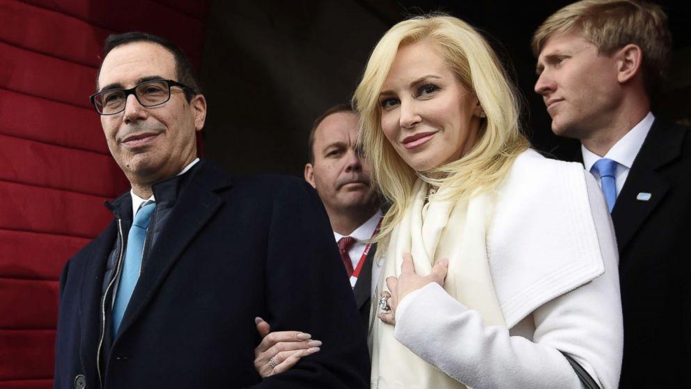 Treasury Secretary's Wife Apologizes After Instagram