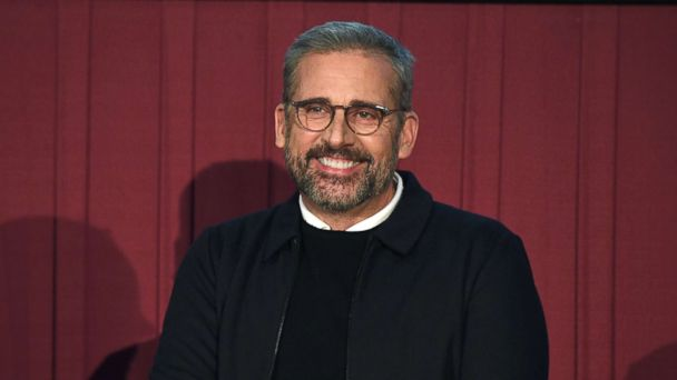 Steve Carell to star in Netflix workplace series based on Trump's 'Space Force'