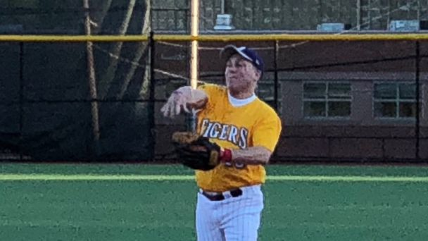 Congressman Steve Scalise returns to baseball a year after he was shot at practice