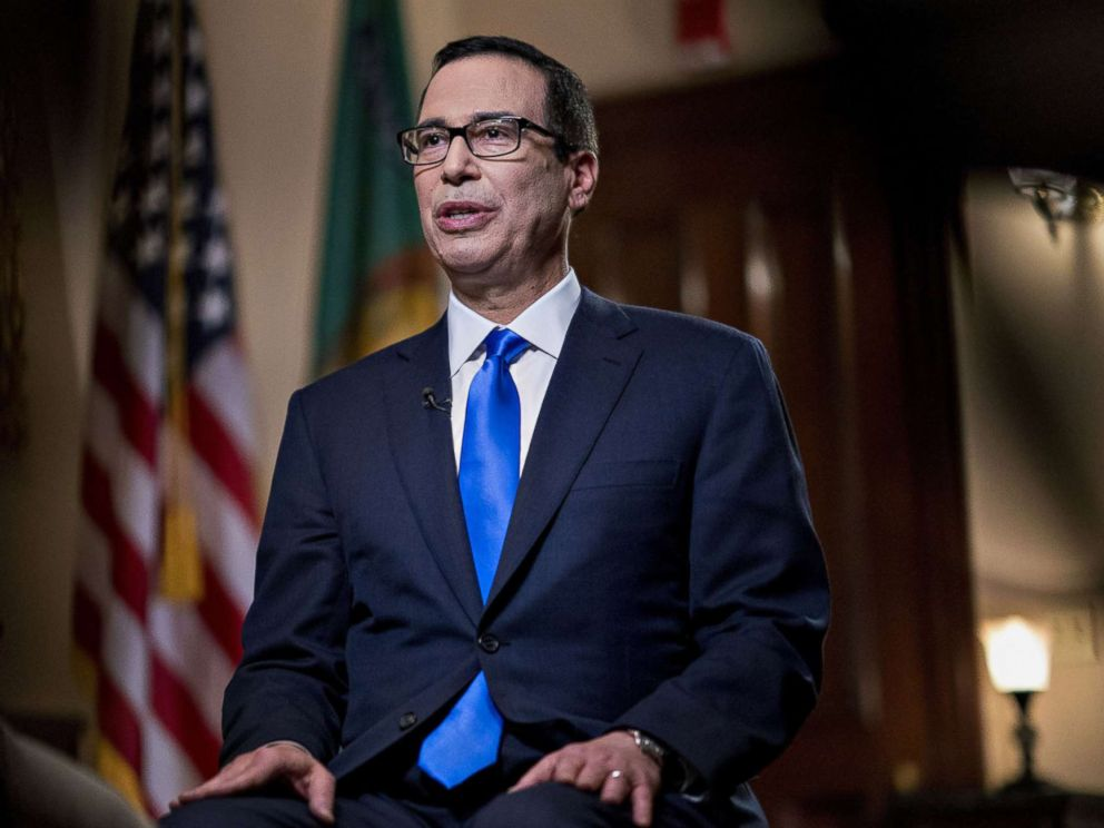 Mnuchin Tried To Convince Trump To Exempt Canada From Tariffs