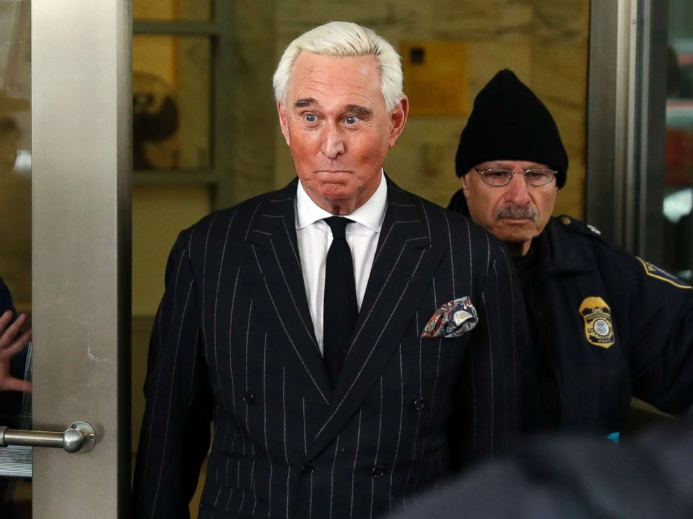 Jeffrey Toobin Has A Grim Prediction About Roger Stone After 'Insane' Behavior
