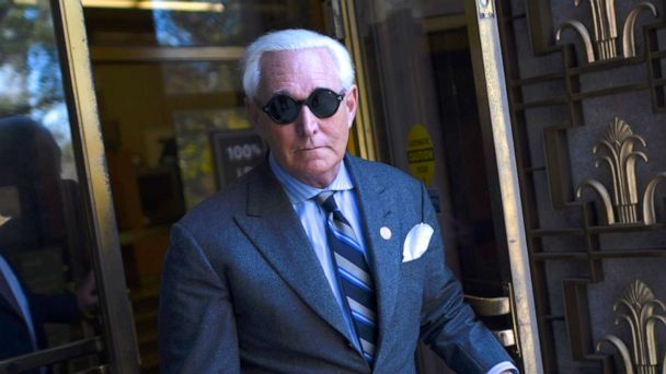 As Ukraine matters go public, Roger Stone trial keeps Russia probe on the map