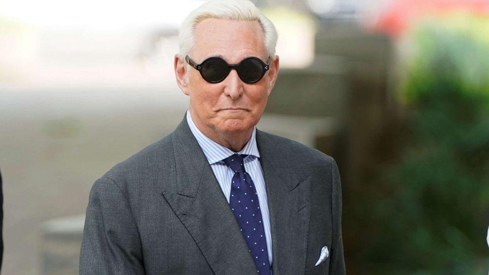 Roger Stone calls fellow Watergate figure's congressional testimony 'clickbait' - ABC News