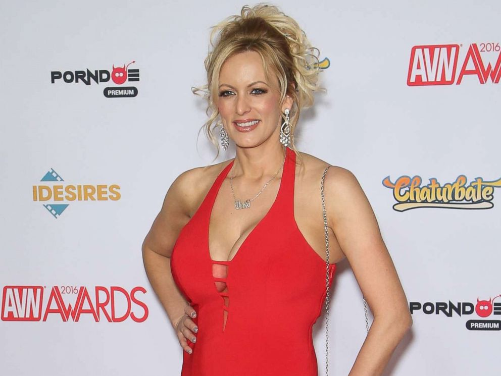 PHOTO: Adult film actress/director Stormy Daniels attends the 2016 Adult Video News Awards at the Hard Rock Hotel & Casino, Jan. 23, 2016 in Las Vegas, Nevada.