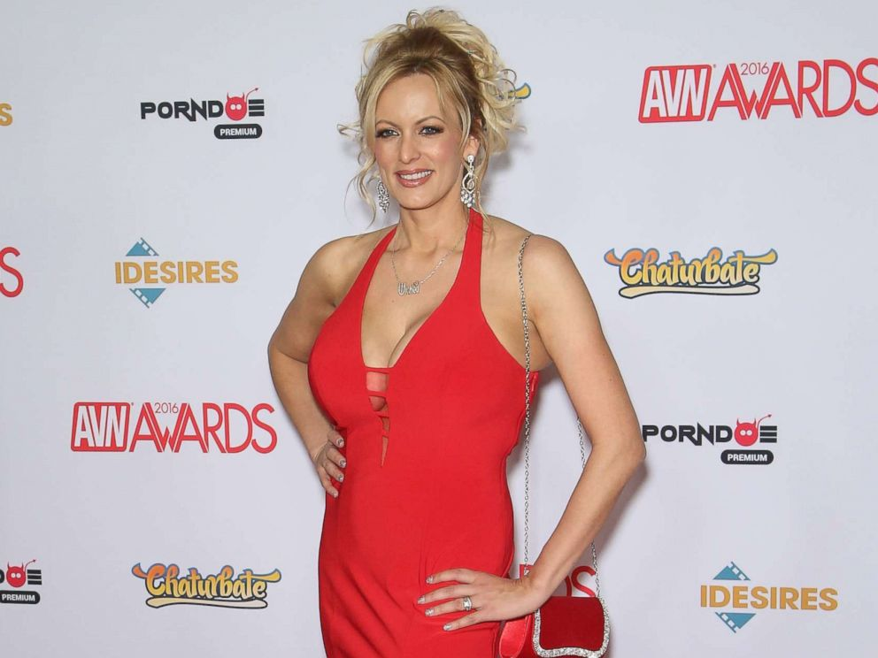 PHOTO: Stormy Daniels attends the 2016 Adult Video News Awards on Jan. 23, 2016 in Las Vegas.