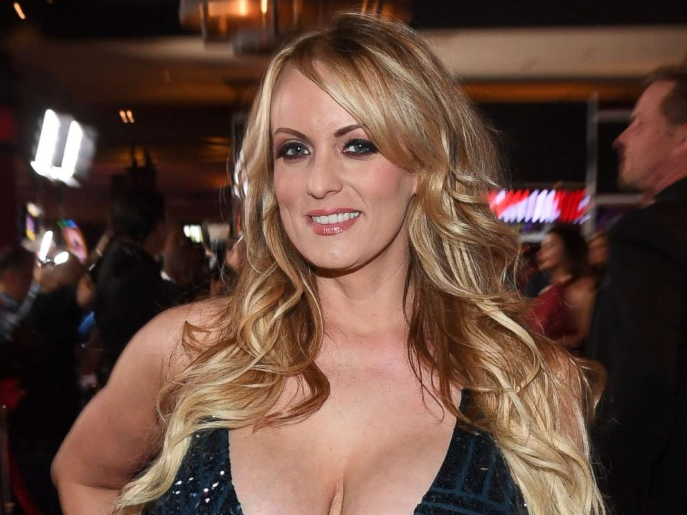 PHOTO: Adult film actress Stormy Daniels attends an event at the Hard Rock Hotel & Casino on Jan. 27, 2018 in Las Vegas.