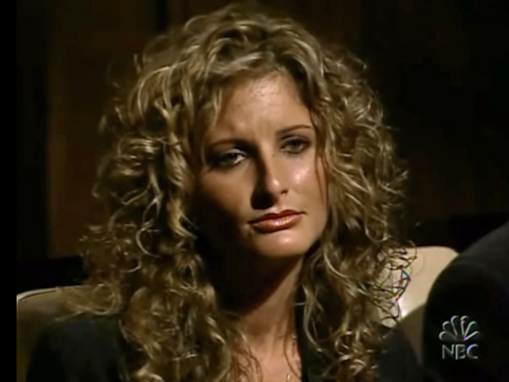 PHOTO: Summer Zervos is pictured on an episode of the fifth season of The Apprentice that aired on Feb. 27, 2006.