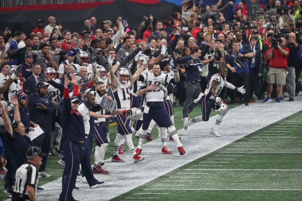 Patriots' Duron Harmon Says He'll Skip Team's White House Visit