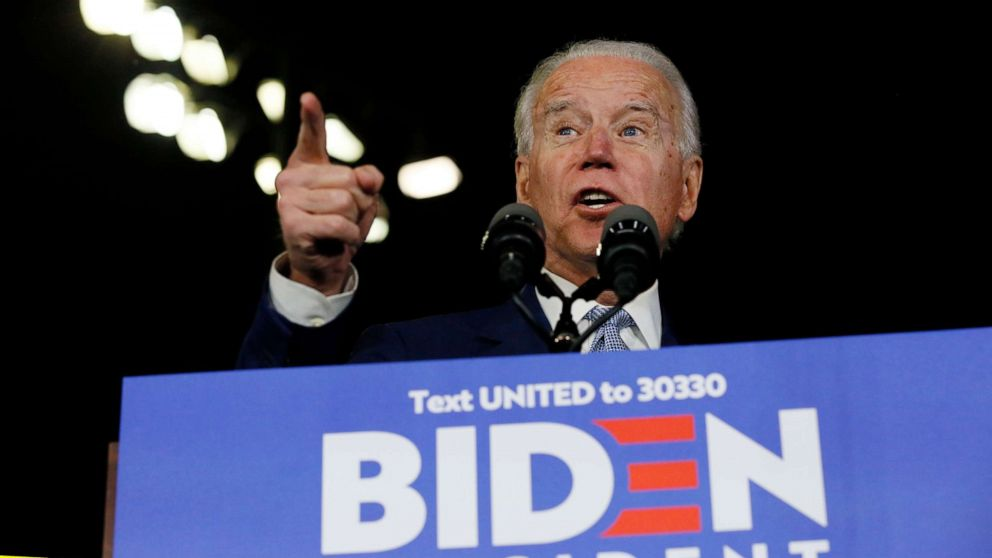 Late support lifts Biden: Takeaways from Super Tuesday exit polls