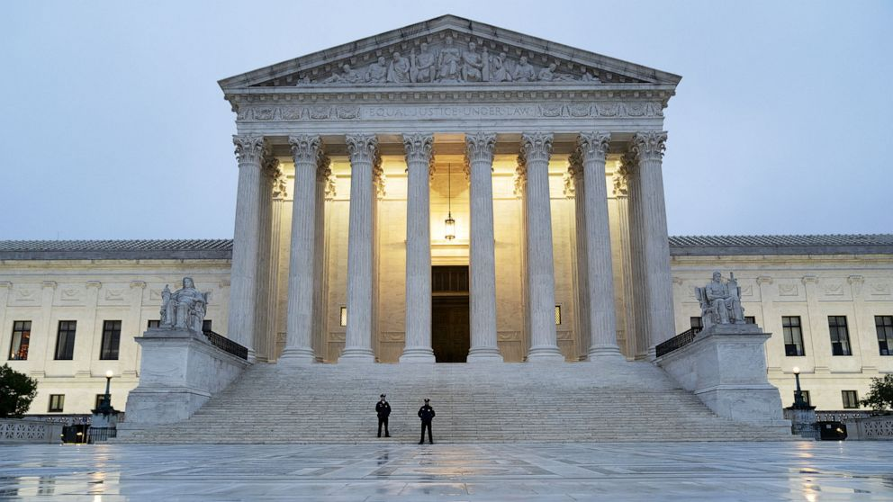 Supreme Court Dismisses Texas Election Lawsuit