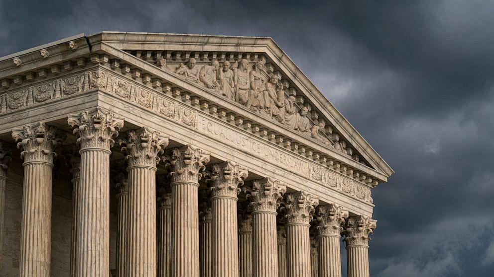 PHOTO: The U.S. Supreme Court.