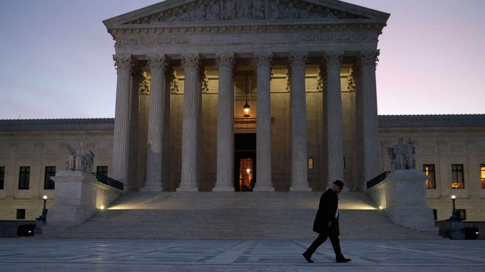 銃の安全基ブレースのための最高裁判所を移動し第2回訂正