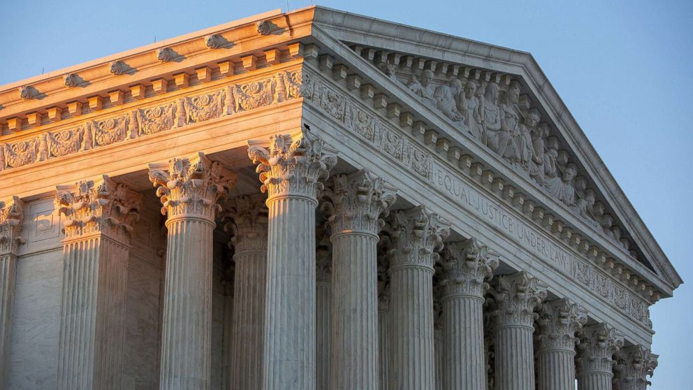Supreme Court unanimously rules to limit states' ability to seize private property involved in a crime  - ABC News
